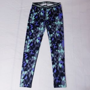 Under armour large abstract leggings nwt